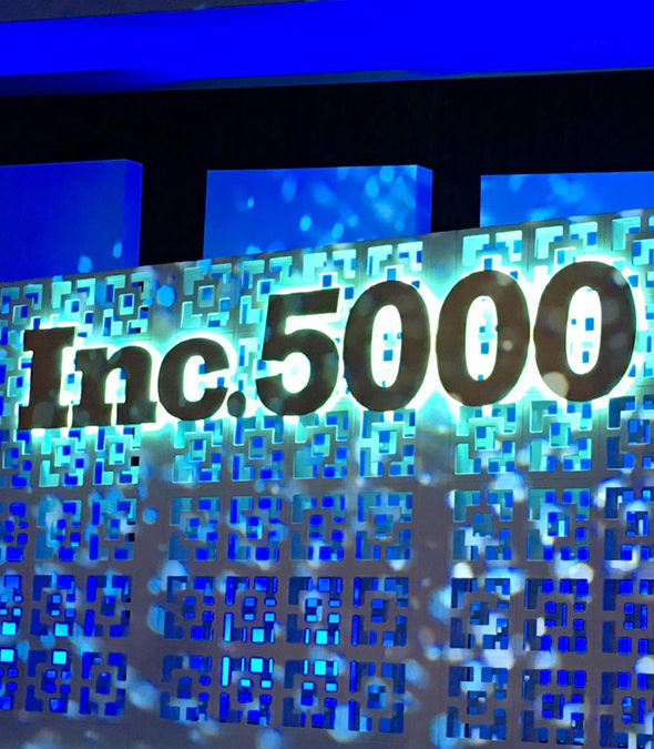 Inc. 5000 Honoree 2018