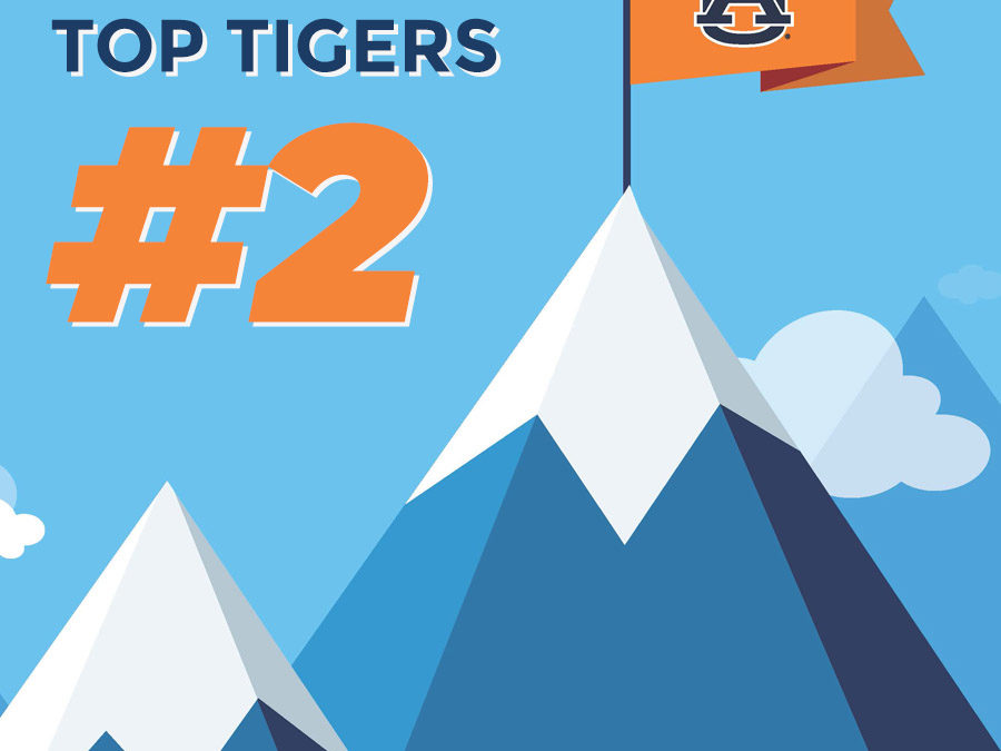 2019 Auburn Top Tiger Awards