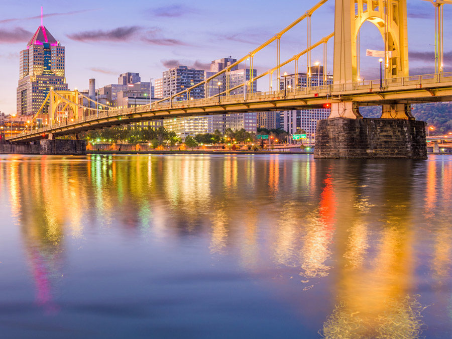 Pittsburgh named best city for small businesses